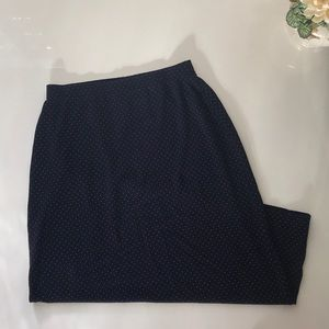 Petite Polka Dot Maxi Skirt | Liz Claiborne